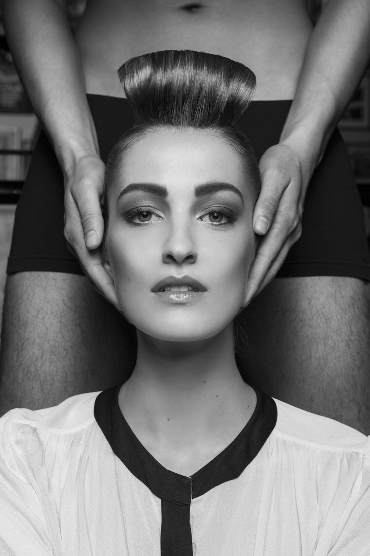 Liebe im Ring - Fashion editorial for Clichè Magazine - Galli / Trevisan photographers