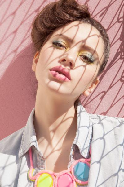Pastelville - fashion editorial for Idole Magazine - Galli / Trevisan photographers