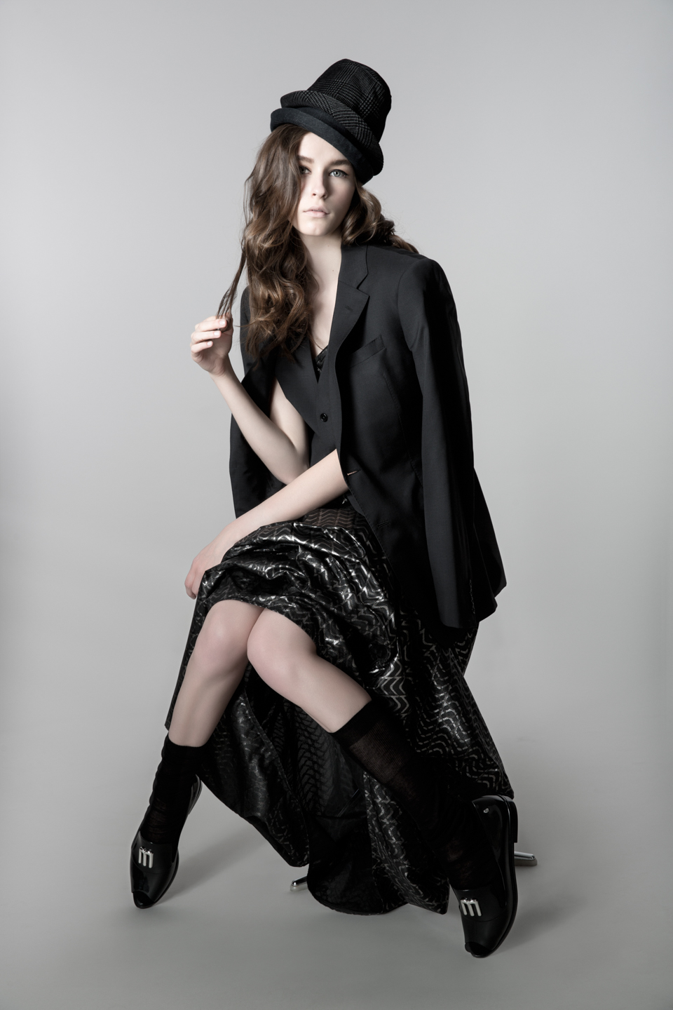 In his shoes editorial - Galli Trevisan photographers