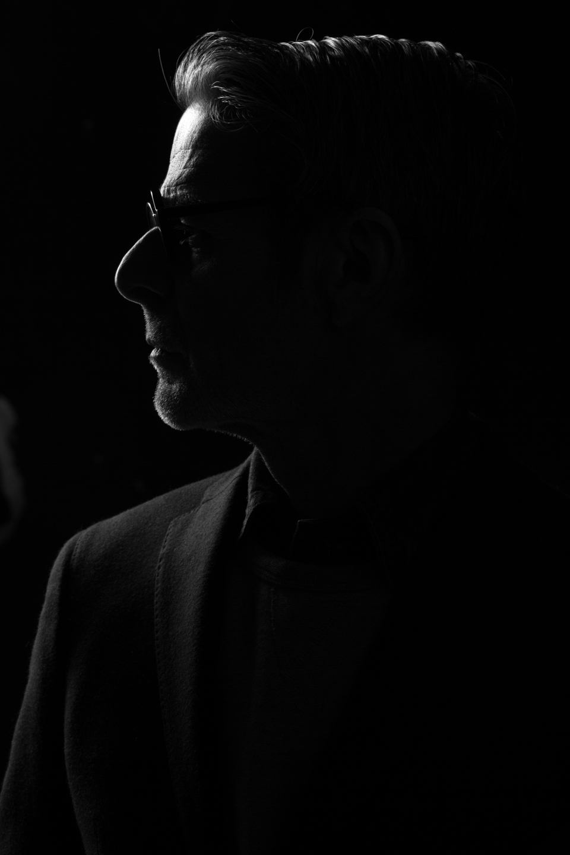 Pierangelo D'Agostin portrait for XOXO The Mag - © Galli/Trevisan photographers